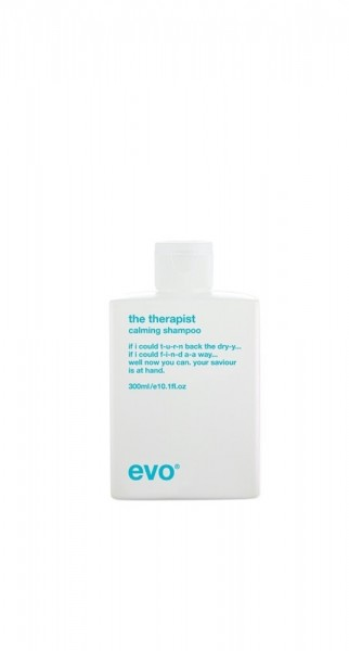 the therapist hydrating shampoo, 30 ml