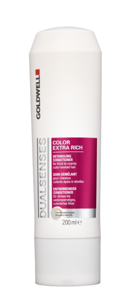 DUALSENSES Color Extra Rich Brilliance Conditioner, 1 L