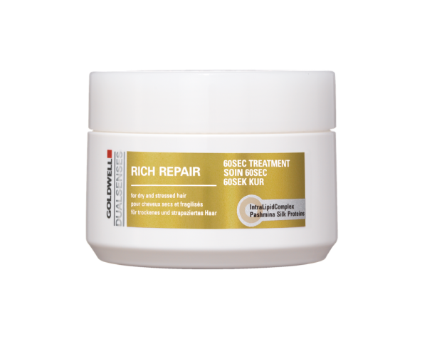 DUALSENSES Rich Repair 60sek. Treatment, 500 ml