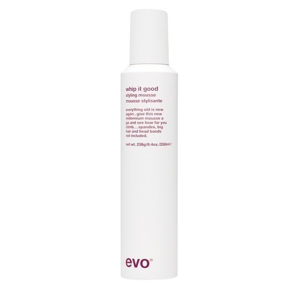 Evo Whip It Good Styling Mousse 200ml