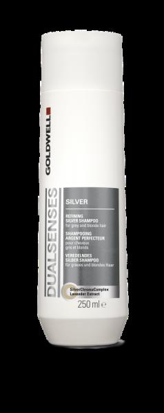 DUALSENSES Silver Silver Shampoo, 250 ml
