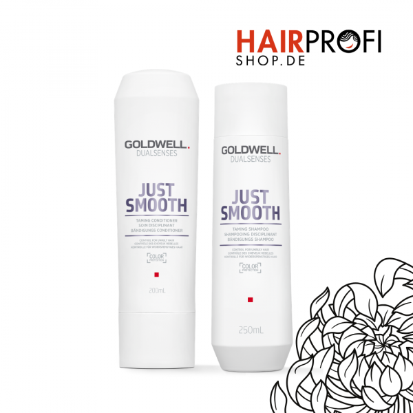 Home Spa Set | Goldwell Just Smooth