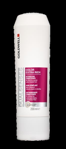 DUALSENSES Color Extra Rich Brilliance Conditioner, 200 ml