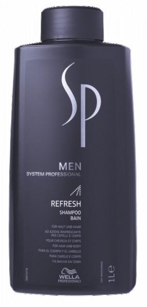 SP MEN REFRESH SHAMPOO 1000ML