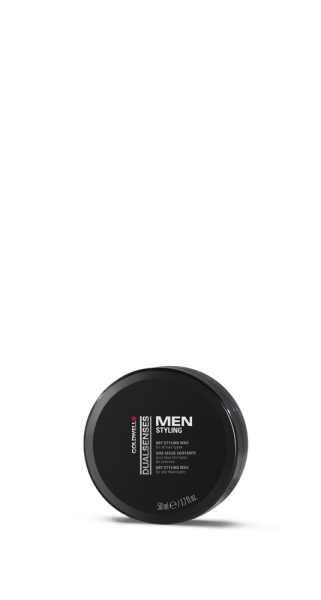 DUALSENSES Men Dry Styling Wax, 50 ml