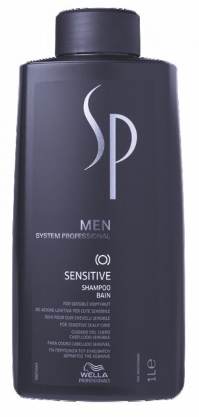 SP MEN SENSITIVE SHAMPOO 1000ML