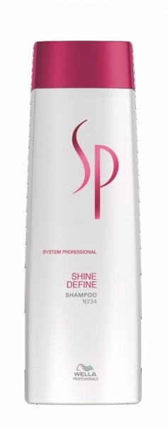 SP SHINE DEFINE SHAMPOO 250ML