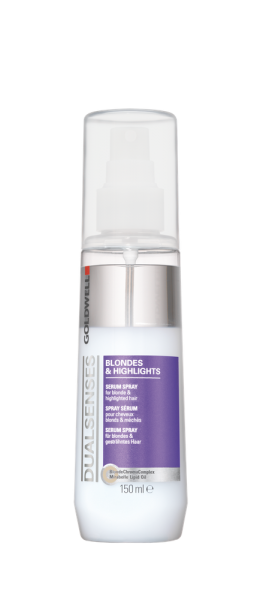 DUALSENSES Blond & Highlights Brilliance Serum Spray, 150 ml