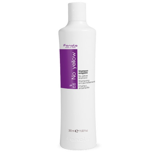 Fanola Shampoo Anti yellow | Fanola No Yellow Shampoo 350ml