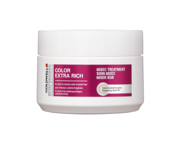 DUALSENSES Color Extra Rich 60 sek. Treatment, 200 ml