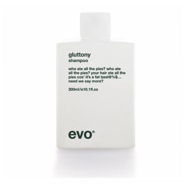 gluttony volumising shampoo, 30 ml