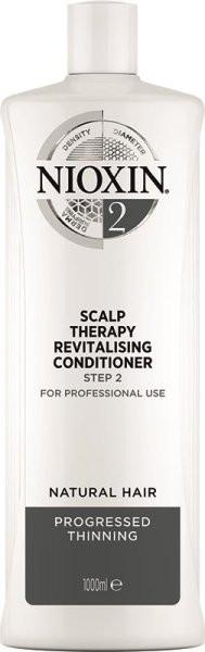 NIOXIN System 2 Scalp Therapy Revitalising Conditioner für naturbelassenes Haar - sichtbar dünner we