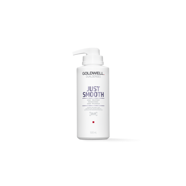 DUALSENSES Just Smooth 60 sek. Treatment, 500 ml