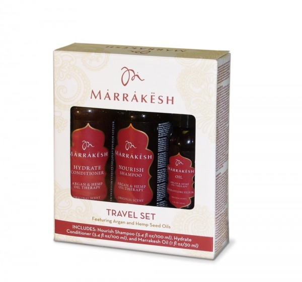 Marrakesh Travel Set 3-teilig