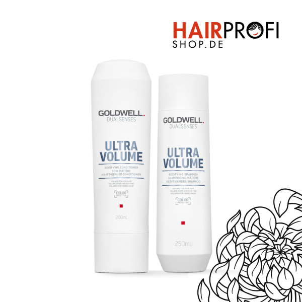 Home Spa Set | Goldwell Ultra Volume