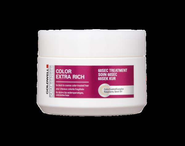 DUALSENSES Color Extra Rich 60 sek. Treatment, 500 ml