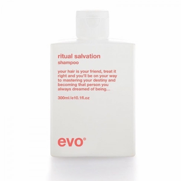 ritual salvation repairing shampoo, 30 ml