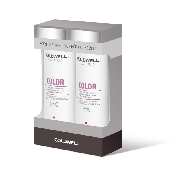 GOLDWELL DUOPACK COLOR SHAMPOO