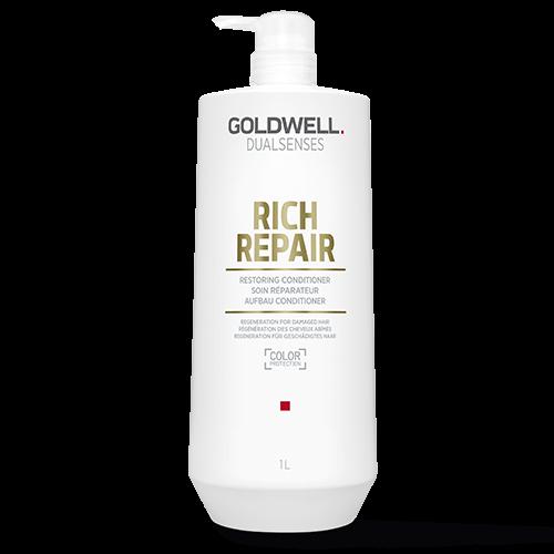 DUALSENSES Rich Repair Restoring Conditioner, 1 L