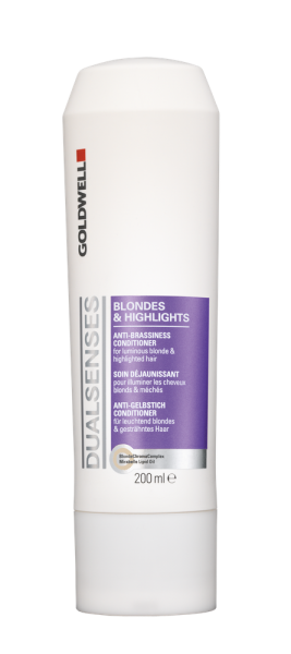 DUALSENSES Blond & Highlights Anti-Yellow Conditioner, 1 L