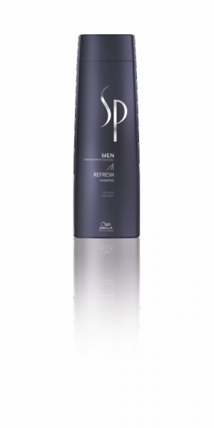 SP MEN REFRESH SHAMPOO 250ML
