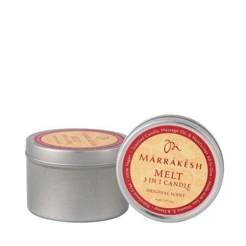 Marrakesh 3 in 1 Massagekerze